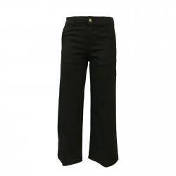 7.24 jeans donna nero wide...