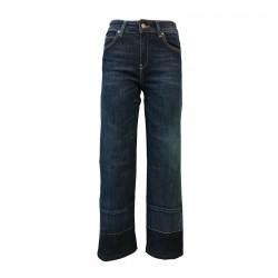 7.24 women's jeans wide leg...