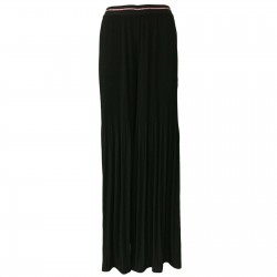 HANITA woman trousers black...