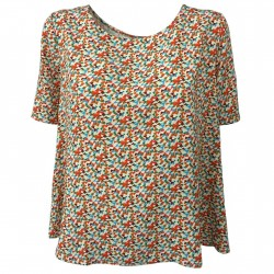 ETiCi Multicolored flared...