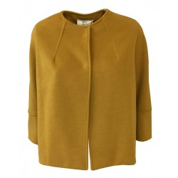 ETICI mustard woman jacket...