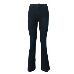 7.24 jeans donna scuro a...