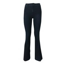 7.24 dark flared jeans...