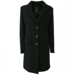 HANITA cappotto donna nero...