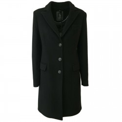 HANITA woman black coat...