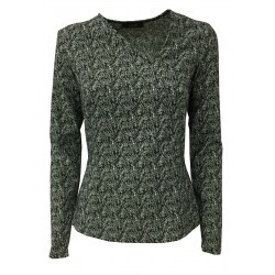 24.25 blouse woman cotton...