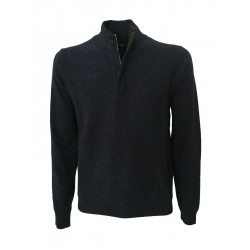 FERRANTE man blue sweater...
