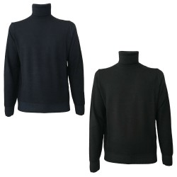 FERRANTE man dyed roll neck...