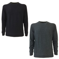 FERRANTE man sweater cut...