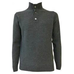 FERRANTE gray men's sweater...