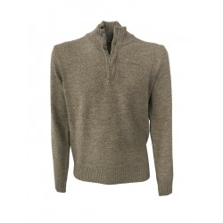 FERRANTE men's sweater with...