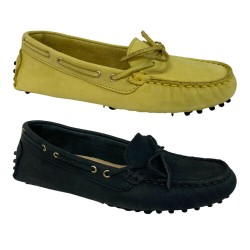 UPPER CLASS moccasin woman...