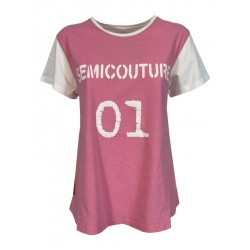 SEMICOUTURE two-tone pink /...