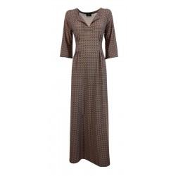 JUSTMINE abito lungo donna...
