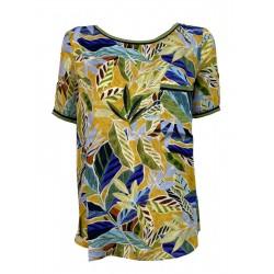 ETICI blouse woman half...