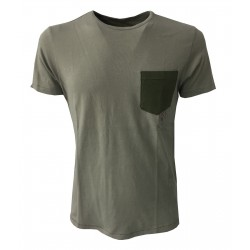 VINTAGE 55 man t-shirt army...