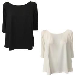 JUSTMINE woman t-shirt 3/4...