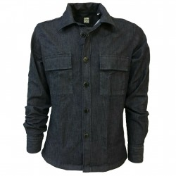 GMF 965 Giacca camicia uomo...