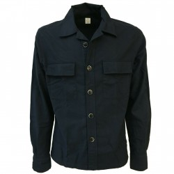 GMF 965 Blue flannel shirt...