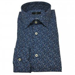 GMF 965 Man shirt blue...