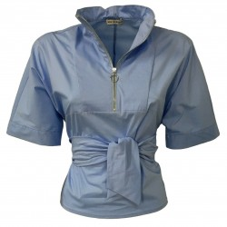 RUE BISQUIT Woman cotton...