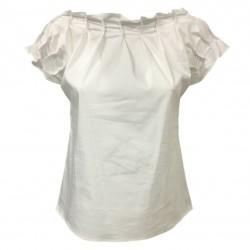 SOPHIE blusa donna cotone...