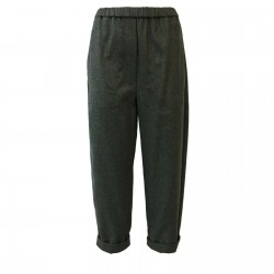 TELA woman wool trousers...