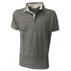 PANICALE men's polo gray...