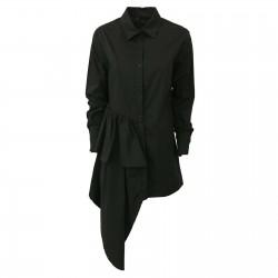 BRAVAA woman shirt black...
