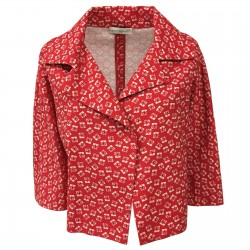 ANNA SERAVALLI woman jacket...